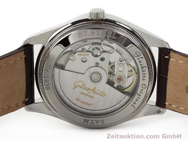 Used luxury watch Glashütte Senator steel automatic Kal. 10-30 Ref. 1838  | 141171 09