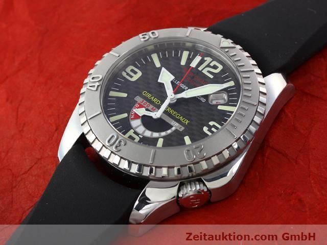 Used luxury watch Girard Perregaux Sea Hawk steel automatic Kal. 330C Ref. 49905  | 141172 01