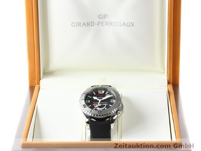 Used luxury watch Girard Perregaux Sea Hawk steel automatic Kal. 330C Ref. 49905  | 141172 07