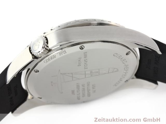 Used luxury watch Girard Perregaux Sea Hawk steel automatic Kal. 330C Ref. 49905  | 141172 12
