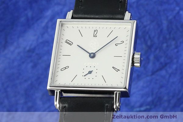 Used luxury watch Nomos Tetra steel manual winding  | 141174 04