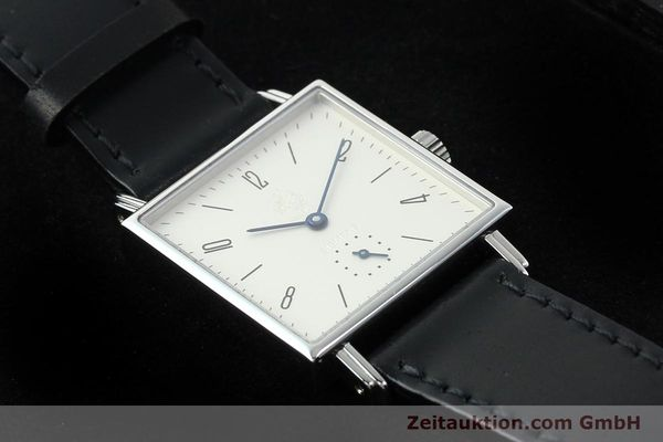 Used luxury watch Nomos Tetra steel manual winding  | 141174 07