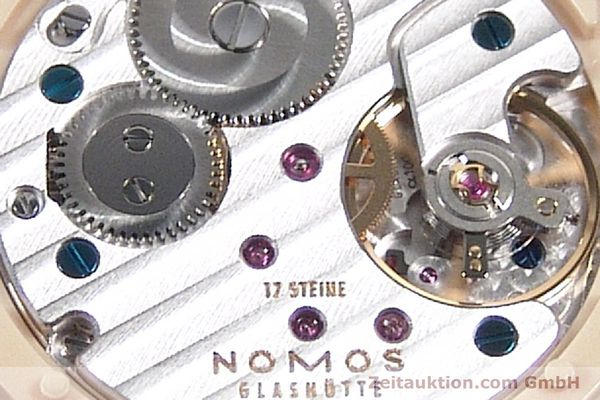 Used luxury watch Nomos Tetra steel manual winding  | 141174 10