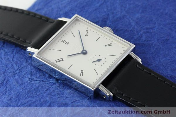 Used luxury watch Nomos Tetra steel manual winding  | 141174 15
