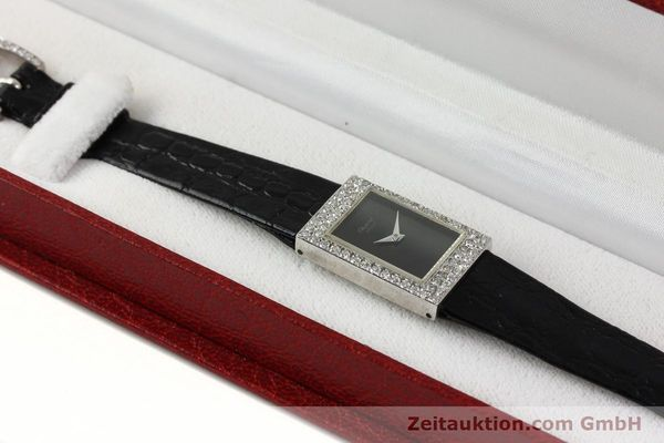 Used luxury watch Chopard * 18 ct white gold manual winding Kal. A.S. 1977-2 Ref. G2964.1  | 141179 07