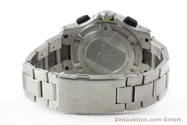 Used luxury watch Tag Heuer Aquagraph steel automatic Kal. 60 Ref. CN211A  | 141185 11