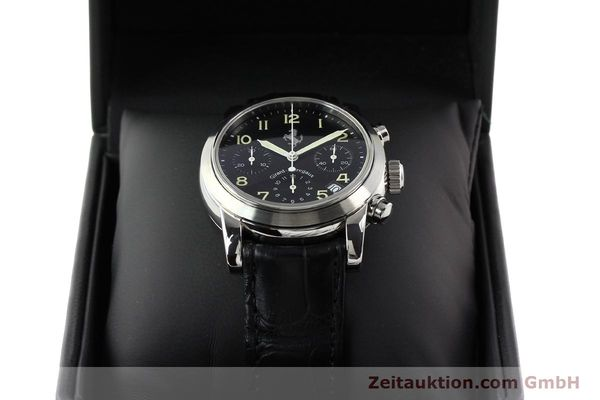 Used luxury watch Girard Perregaux Ferrari steel automatic Kal. 2280-581 Ref. 8020  | 141190 07