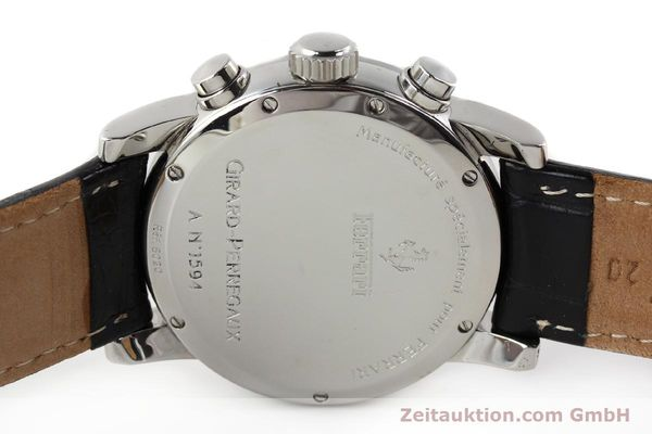 Used luxury watch Girard Perregaux Ferrari steel automatic Kal. 2280-581 Ref. 8020  | 141190 09