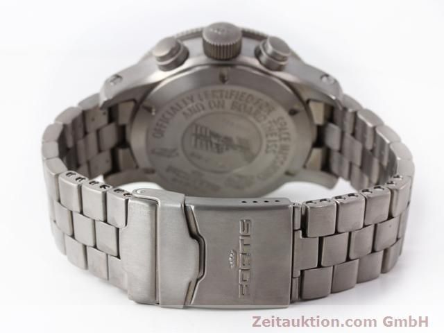 Used luxury watch Fortis B42 titanium automatic Kal. ETA 7750 Ref. 638.27.141  | 141191 12