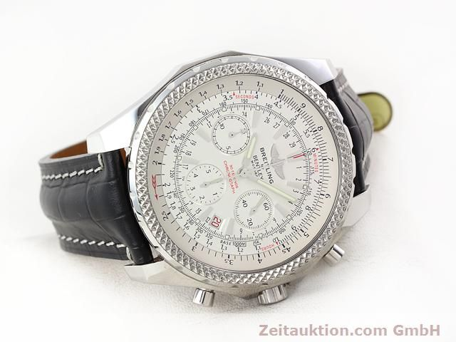 Used luxury watch Breitling Bentley steel automatic Kal. B25 ETA 2892A2 Ref. A25352  | 141194 03