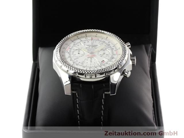 Used luxury watch Breitling Bentley steel automatic Kal. B25 ETA 2892A2 Ref. A25352  | 141194 07