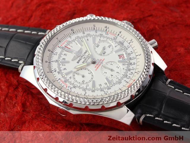 Used luxury watch Breitling Bentley steel automatic Kal. B25 ETA 2892A2 Ref. A25352  | 141194 12