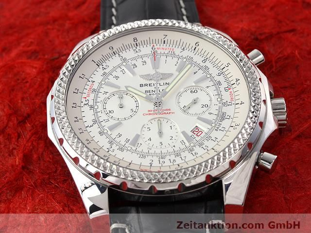 Used luxury watch Breitling Bentley steel automatic Kal. B25 ETA 2892A2 Ref. A25352  | 141194 13