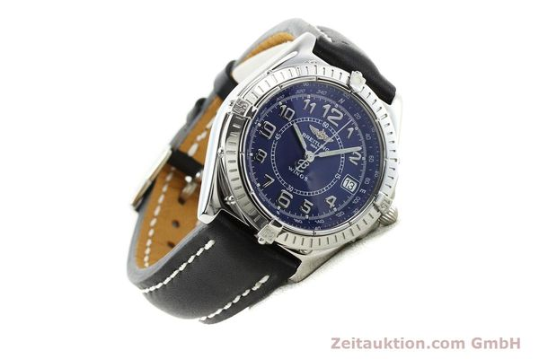 Used luxury watch Breitling Wings steel quartz Kal. B66 Ref. A66050  | 141195 03