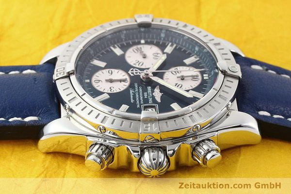 Used luxury watch Breitling Evolution steel automatic Kal. B13 ETA 7750 Ref. A13356  | 141197 05