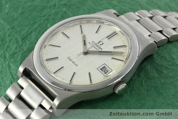 Used luxury watch Omega * steel automatic Kal. 1012  | 141221 01