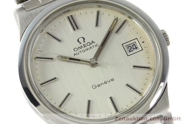 Used luxury watch Omega * steel automatic Kal. 1012  | 141221 02