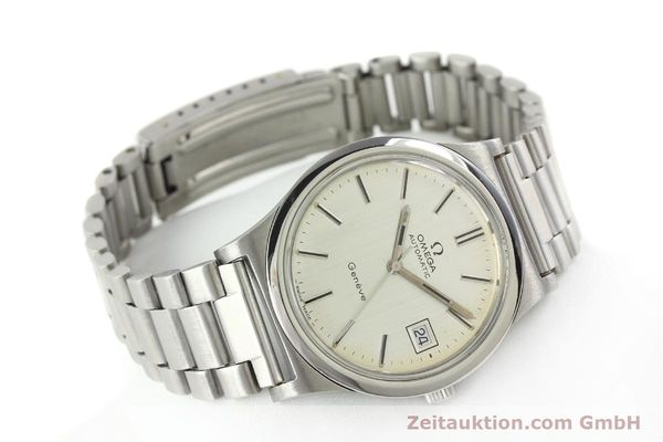 Used luxury watch Omega * steel automatic Kal. 1012  | 141221 03
