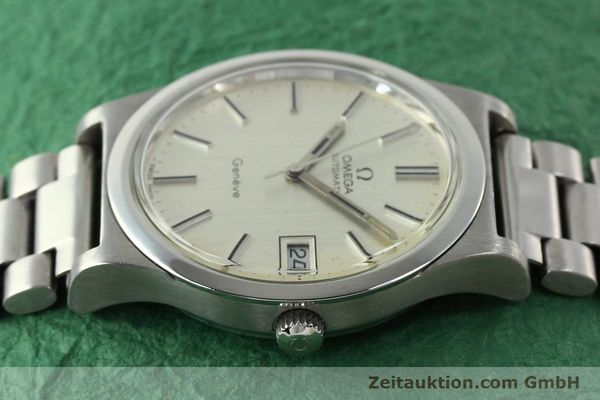 Used luxury watch Omega * steel automatic Kal. 1012  | 141221 05