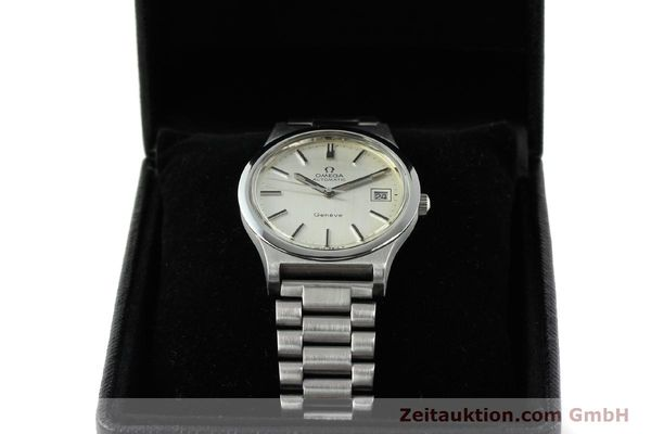 Used luxury watch Omega * steel automatic Kal. 1012  | 141221 07