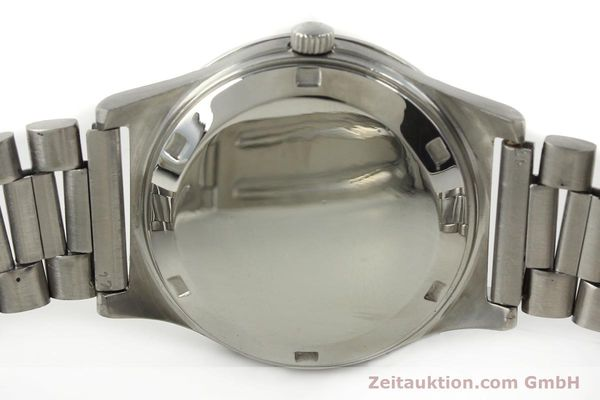 Used luxury watch Omega * steel automatic Kal. 1012  | 141221 08