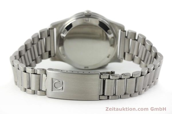 Used luxury watch Omega * steel automatic Kal. 1012  | 141221 12