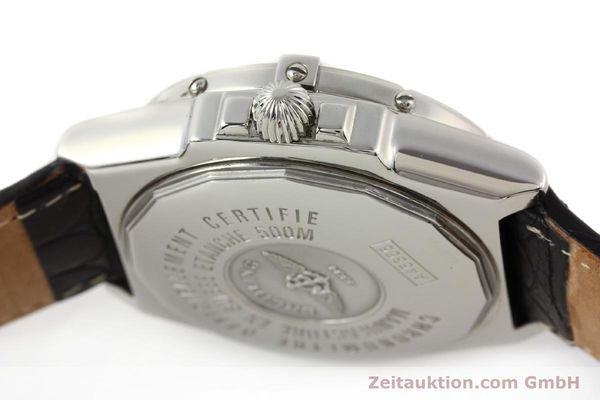 Used luxury watch Breitling Windrider steel automatic Kal. B45 ETA 2834-2 Ref. A45355  | 141226 08