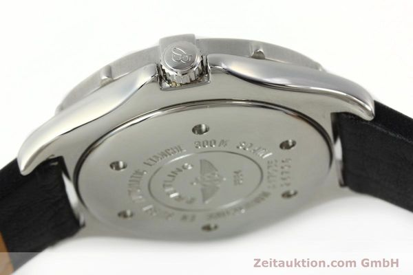 Used luxury watch Breitling Colt steel automatic Kal. B17 ETA 2824-2 Ref. A17035  | 141228 11