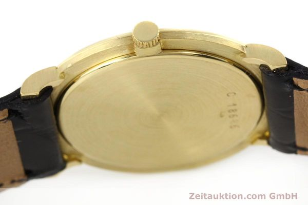 Used luxury watch Audemars Piguet * 18 ct gold manual winding Kal. 2003/1 Ref. C18686  | 141236 11