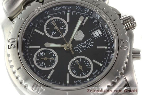 Used luxury watch Tag Heuer Link steel automatic Kal. ETA 7750 Ref. CT2111  | 141239 02