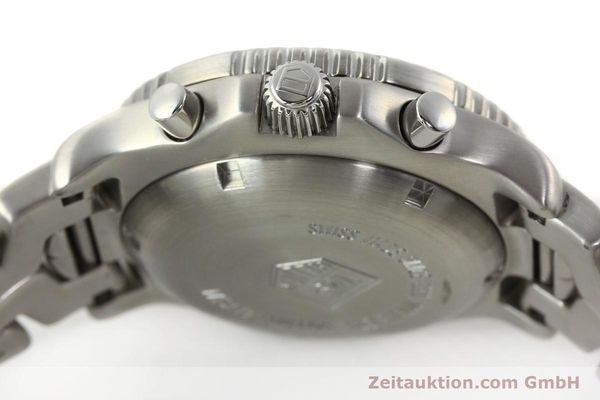 Used luxury watch Tag Heuer Link steel automatic Kal. ETA 7750 Ref. CT2111  | 141239 08