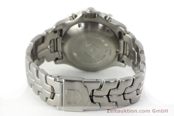 Used luxury watch Tag Heuer Link steel automatic Kal. ETA 7750 Ref. CT2111  | 141239 11
