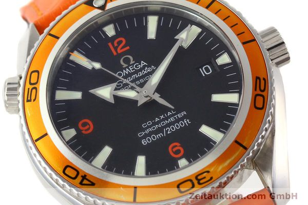 Used luxury watch Omega Seamaster steel automatic Kal. 2500C Ref. 29095038  | 141244 02