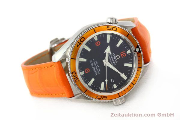 Used luxury watch Omega Seamaster steel automatic Kal. 2500C Ref. 29095038  | 141244 03