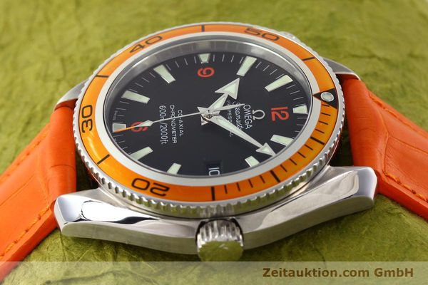 Used luxury watch Omega Seamaster steel automatic Kal. 2500C Ref. 29095038  | 141244 05