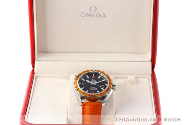 Used luxury watch Omega Seamaster steel automatic Kal. 2500C Ref. 29095038  | 141244 07