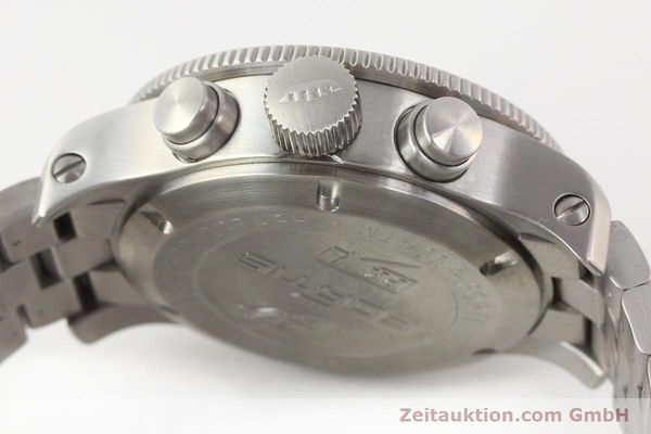 Used luxury watch Fortis B42 steel automatic Kal. ETA 7750 Ref. 638.10.141  | 141245 11