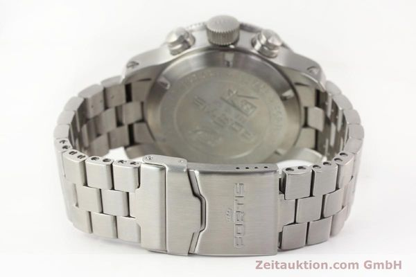 Used luxury watch Fortis B42 steel automatic Kal. ETA 7750 Ref. 638.10.141  | 141245 12