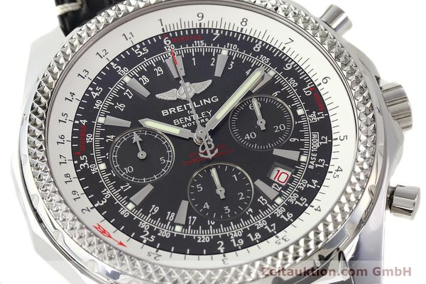 Used luxury watch Breitling Bentley steel automatic Kal. B25 ETA 2892A2 Ref. A25362  | 141252 02