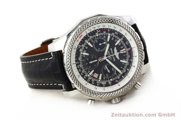 Used luxury watch Breitling Bentley steel automatic Kal. B25 ETA 2892A2 Ref. A25362  | 141252 03