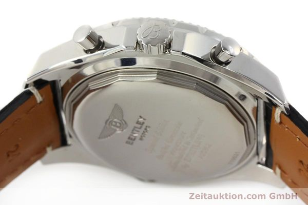 Used luxury watch Breitling Bentley steel automatic Kal. B25 ETA 2892A2 Ref. A25362  | 141252 08