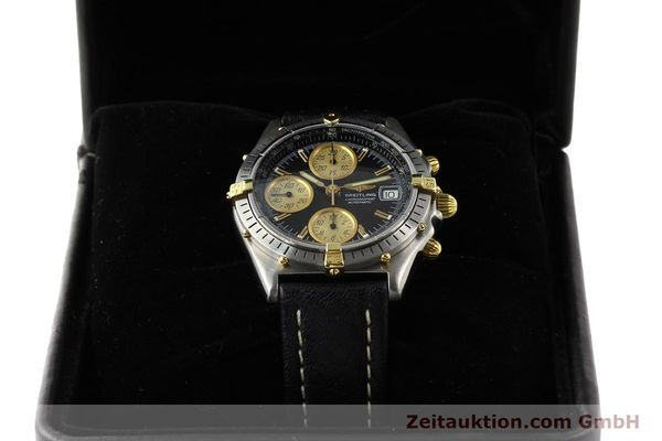 Used luxury watch Breitling Chronomat gilt steel automatic Kal. VAL 7750 Ref. 81950  | 141253 07