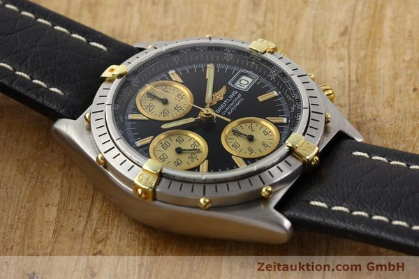 Used luxury watch Breitling Chronomat gilt steel automatic Kal. VAL 7750 Ref. 81950  | 141253 12