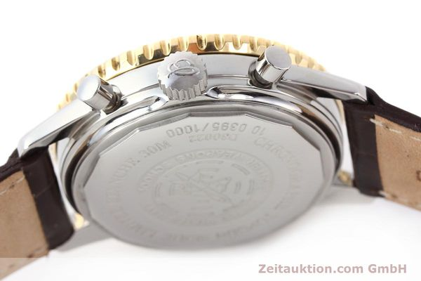Used luxury watch Breitling Navitimer steel / gold automatic Kal. ETA 2892A2 Ref. D30022  | 141254 11
