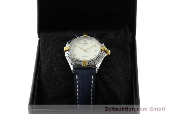 Used luxury watch Breitling Callisto gilt steel quartz Kal. B57 Ref. B57045  | 141261 07