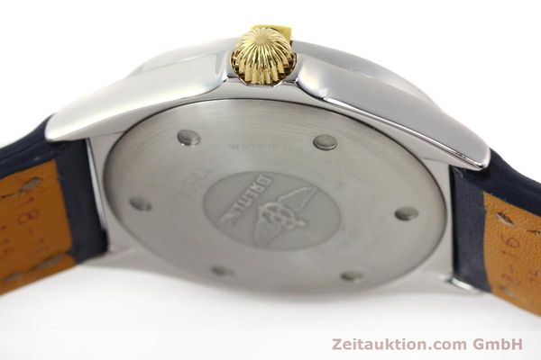 Used luxury watch Breitling Callisto gilt steel quartz Kal. B57 Ref. B57045  | 141261 08