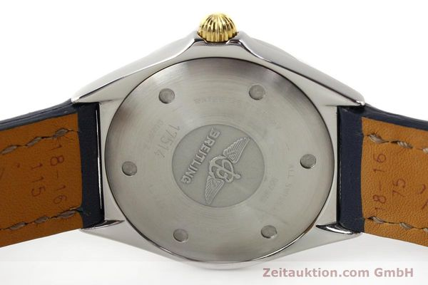 Used luxury watch Breitling Callisto gilt steel quartz Kal. B57 Ref. B57045  | 141261 09