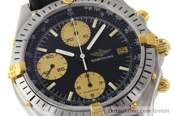 Used luxury watch Breitling Chronomat gilt steel automatic Kal. VAL 7750 Ref. 81.950  | 141262 02