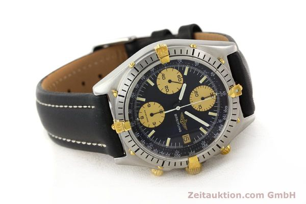 Used luxury watch Breitling Chronomat gilt steel automatic Kal. VAL 7750 Ref. 81.950  | 141262 03