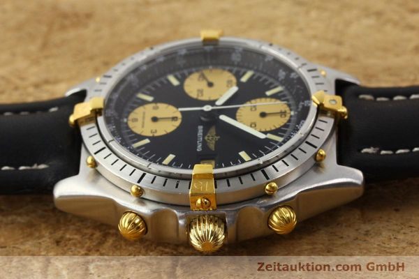 Used luxury watch Breitling Chronomat gilt steel automatic Kal. VAL 7750 Ref. 81.950  | 141262 05